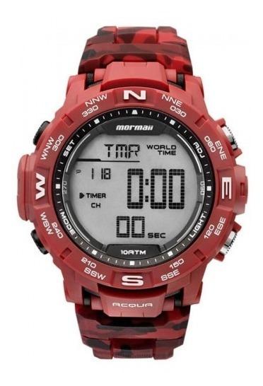 Relógio Mormaii Masculino Original Mo1173a/8r - Promoção