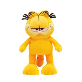Gato Pelúcia Garfield 30cm Presente Alta Qualidade Oferta