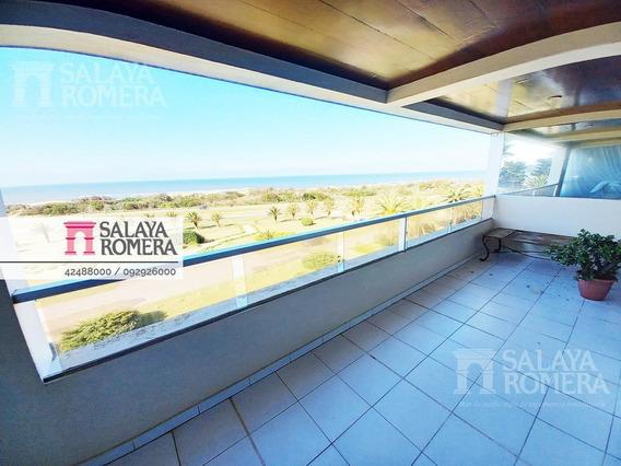 Venta - Departamento - Punta Del Este, Vista Al Mar, 3 Dormitorios