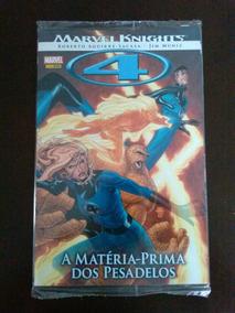 Marvel Knights 4 (encadernado) #2 - Novo Lacrado