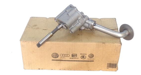 Bomba Oleo Original - Motor Ap 1987 A 2003 - 026115105f