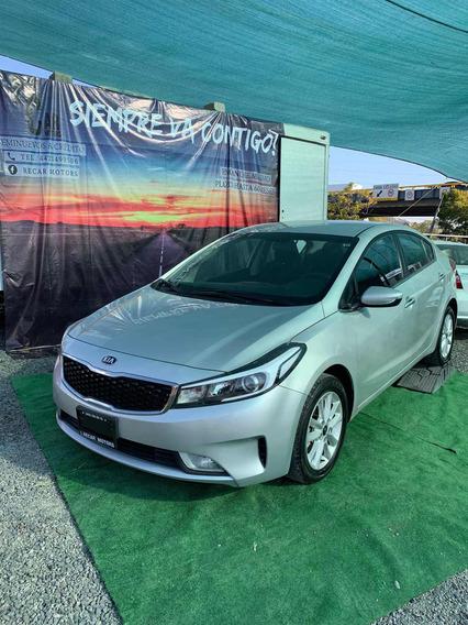 Kia Forte 2.0 Lx Mt 2018