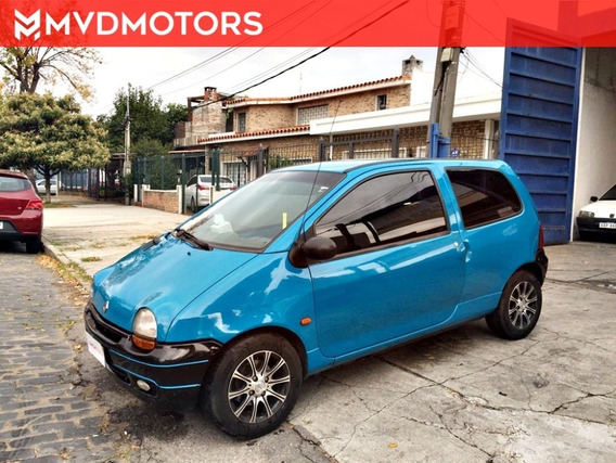 ! Renault Twingo, Mvd Motors Buen Estado Permuto Financio !