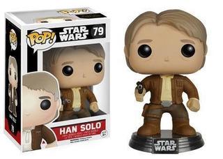 Funko Pop! Han Solo 79 -star Wars