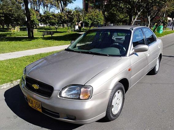 Chevrolet Esteem M 2001 Mt 1300