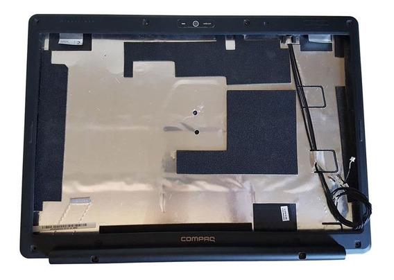 Carcaça Tampa + Moldura Notebook Compaq C700 Usado