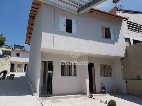 Imagem 1 de 30 de Sobrado Com 2 Dormitórios À Venda, 63 M² Por R$ 260.000,00 - Jardim Mauá - Mauá/sp - So0095