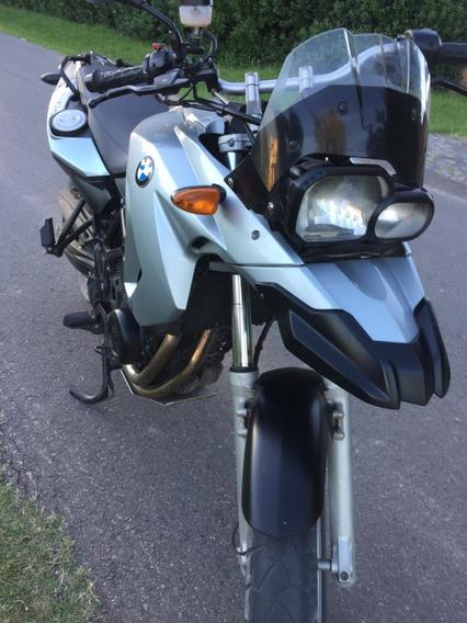Bmw Gs Bicilindrica 800cc. Permuto Auto Moto