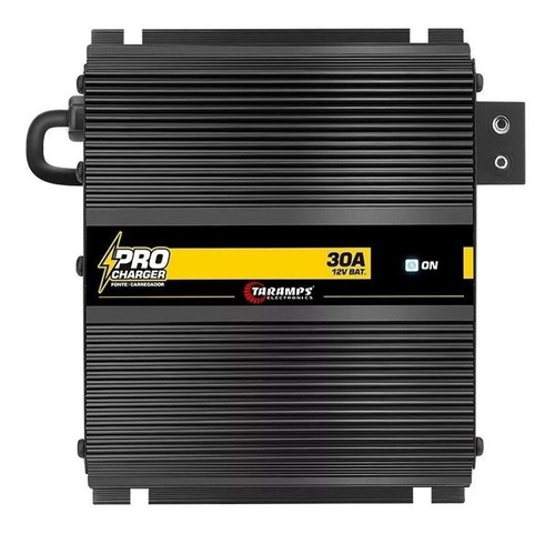 Drive Pro 30a Bivolt Carreg.bateria Fonte Automotiva Taramp