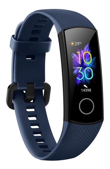 Smartwatch Huawei Honor Band 5 Com Oxímetro Azul