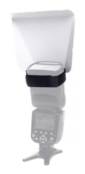 Rebatedor Rígido Para Flash Speedlight (novo)