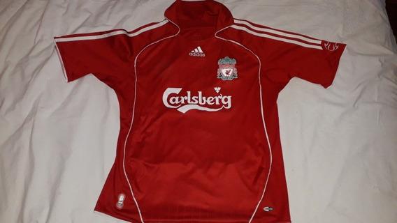 Camiseta Ca Liverpool Inglaterra 2006 S Origi