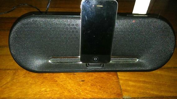 Caixa Para iPhone E iPod Phillips