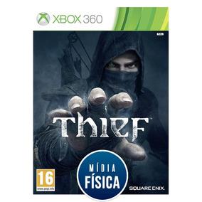 Jogo Thief - Xbox 360 [ Game Novo E Lacrado ]