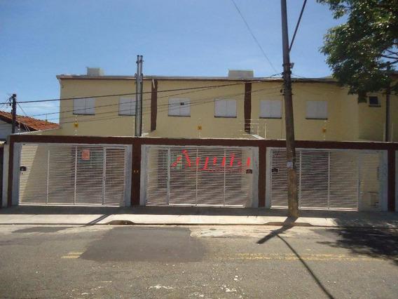 Sobrado Com 2 Dormitórios À Venda, 43 M² Por R$ 280.000,00 - Parque Oratório - Santo André/sp - So0594