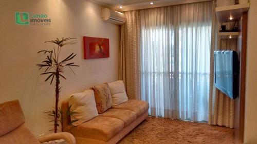 Lindo Apartamento Pronto Para Entrarom Excelente Localização E Lazer Completo! - Ap0779