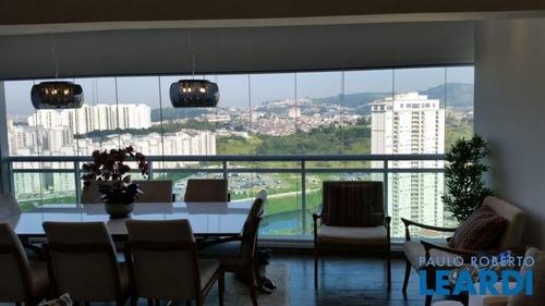 Imagem 1 de 8 de Apartamento - Alphaville - Sp - 576884