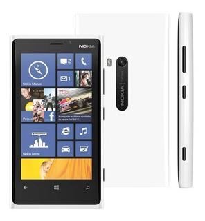 Nokia Lumia 920 4g 8mp Tela 4.5 Wi-fi Gps Novo-vitrine