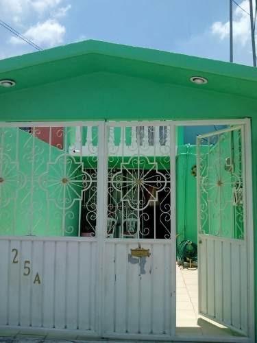 Casa En Venta En Fraccionamiento San Antonio, Cuautitlan Izcalli