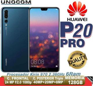 Huawei P20 Pro Libre 1 Mes De Uso