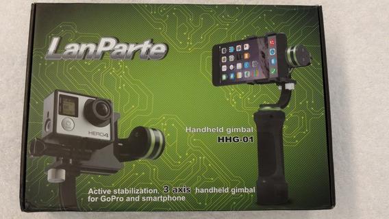 Lanparte Hhg-01 - Estabilizador De Imagem P/ Celular/gopro