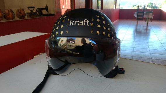 Capacete Kraft Numero 58