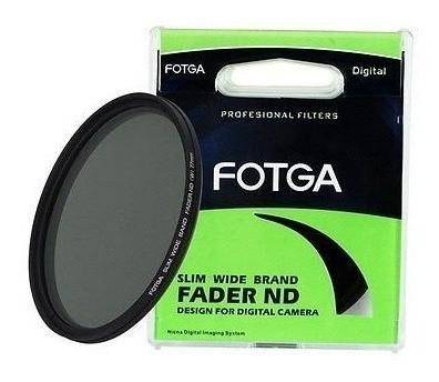 Filtro Nd 2 A 400 - Densidade Neutra Variável - 62mm - Fotga