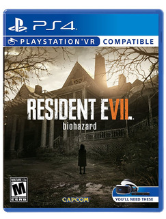 Resident Evil 7 Ps4 Diponible