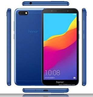 Teléfono Android Huawei Honor 7s + Forro + Vidrio Templado