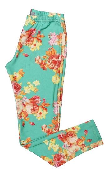 Calza Nena, Legging Skinny Iris Blue