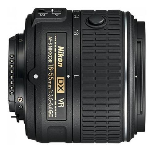 Lente Nikon Af-p Dx Nikkor 18-55mm F / 3.5-5.6g