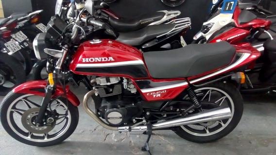 Honda Cb 450 Tr