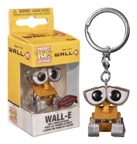 Wall-e Funko Pocket Pop Llavero Original