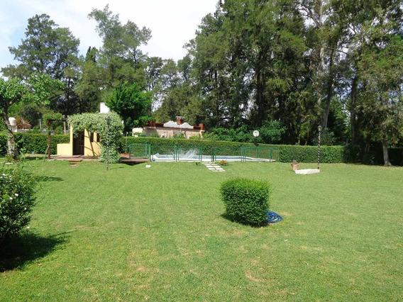 Casa Quinta En Venta. ( 611 Bis Y 546)