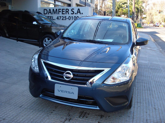 Nissan Versa 1.6 Sense 2019 Manual Disponible Damfer Sa