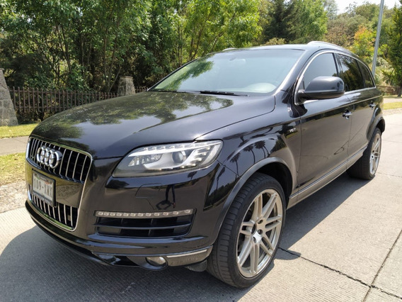 Audi Q7 2011 Elite 3.0 Quattro Impecable Reestrenala