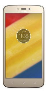 Motorola C Plus 16 GB Oro fino 1 GB RAM