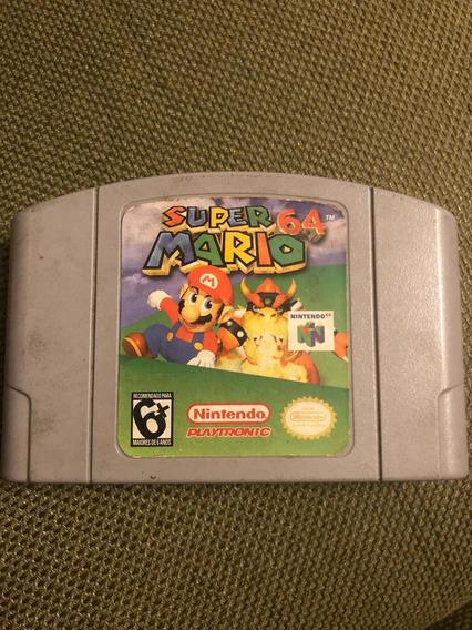 Fita Nintendo 64- Super Mario