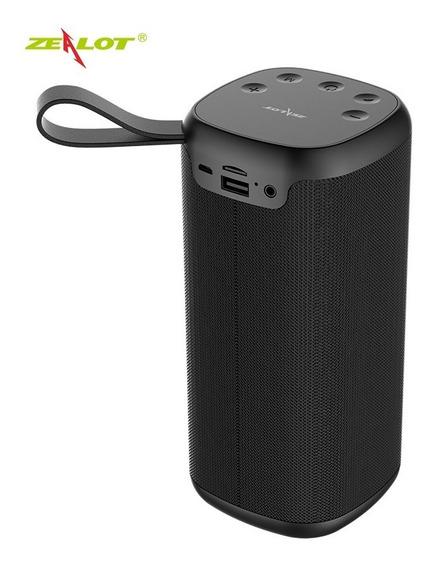 Caixa De Som Bluetooth Zealot S35