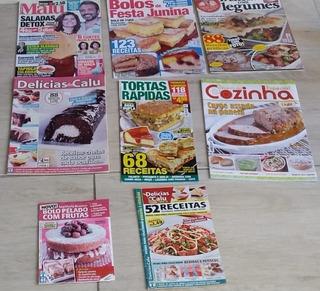 8 Revistas De Culinária
