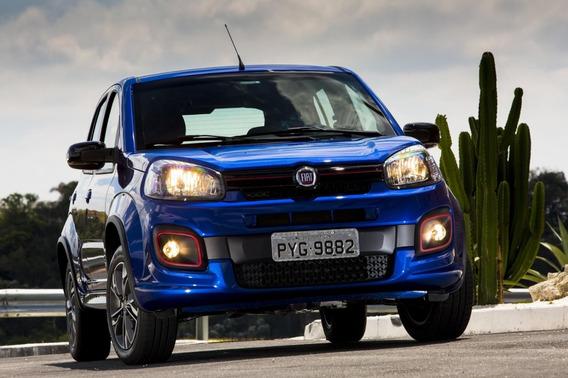 Fiat Uno Way 0km Anticipo $87.000 Cuotas 0% Interes A-