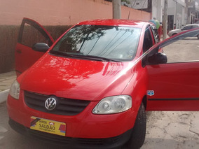 Volkswagen Fox 1.0 Vht Route Total Flex 5p