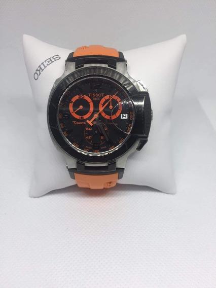 Reloj Tissot T-race Caucho