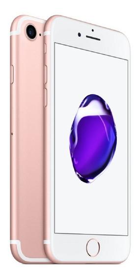 Celular Apple iPhone 7 128 Gb + Funda + Audifonos