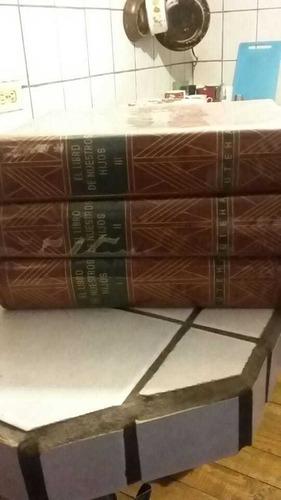 Enciclopedia El Libro De Nuestros Hijos. Uteha. Vol. 1 Al 3