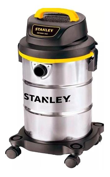Aspiradora Stanley Sl18138 Acero Inoxidable 19 Litros 1300w