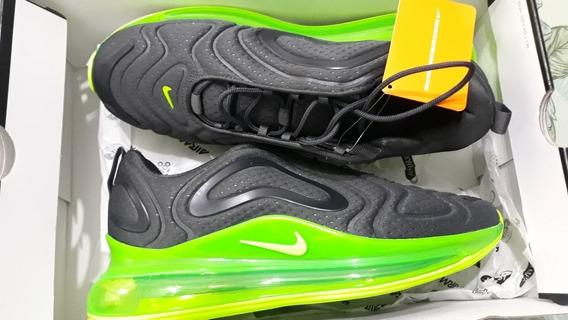 air max 720 verde fluo