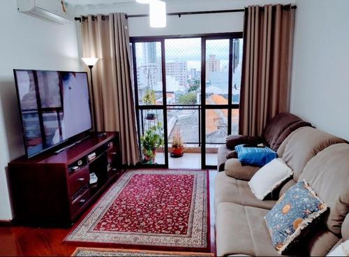 Apartamento À Venda, 90 M² Por R$ 849.000,00 - Santana (zona Norte) - São Paulo/sp - Ap2579