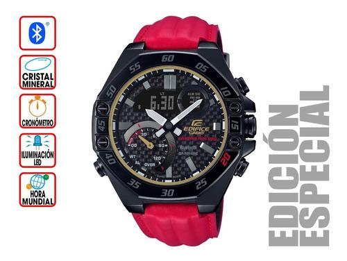 Reloj Casio Edifice Edicion Especial Ecb-10hr-1 Bluetooth
