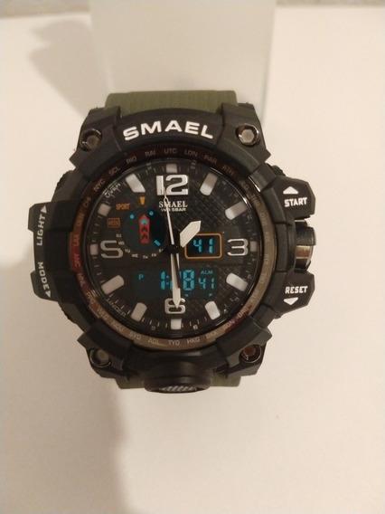 Relógios Militar Verde Smael